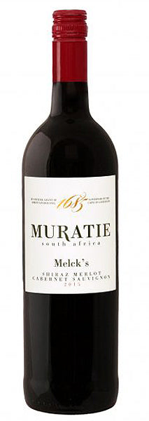 Muratie Melck's Red Blend 2015 (6 bottles)