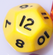 Dice (12-Sided)