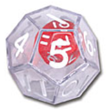 Double Dice (12-Sided)
