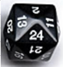 Dice (24-Sided)