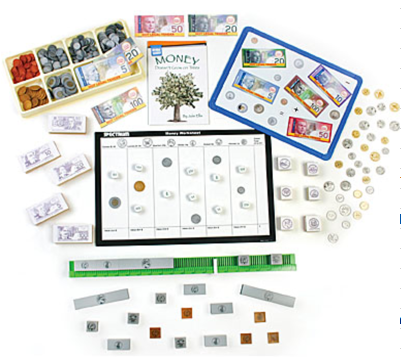 Deluxe Money Kit