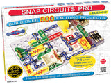 Snap Circuits Pro® 500 Experiments