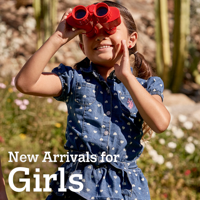 New Arrivals for Girls