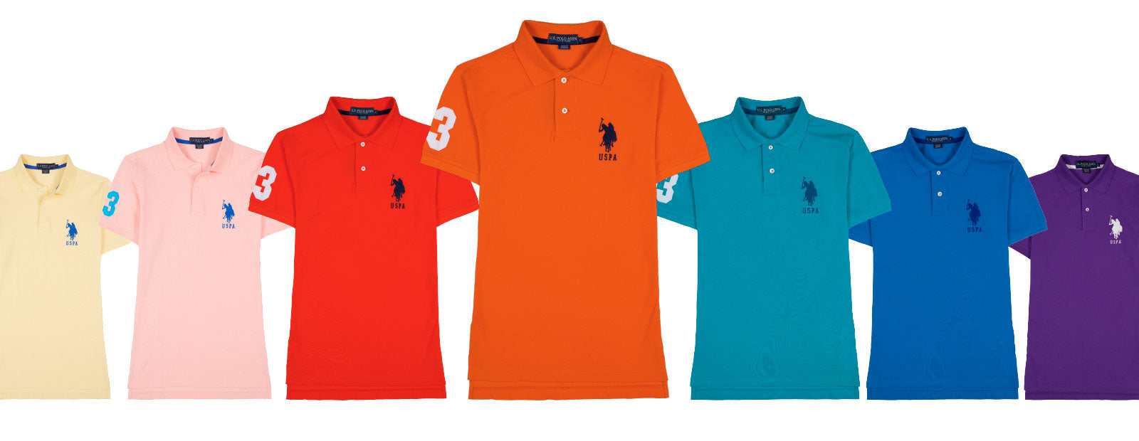 5b5c9e3b7a Pick Your Favorite. USPA Logo Shirt