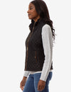 SIDE KNIT VEST - U.S. Polo Assn.