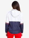 WINDBREAKER WITH TAPING - U.S. Polo Assn.