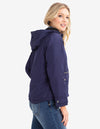 FLEECE LINED HOODED JACKET - U.S. Polo Assn.
