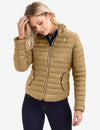 CHANNEL SIDE KNIT JACKET - U.S. Polo Assn.