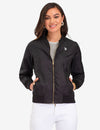 TIPPED BOMBER JACKET - U.S. Polo Assn.