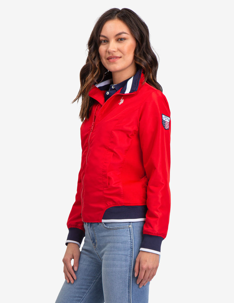 U.S. POLO ASSOCIATION YACHT JACKET