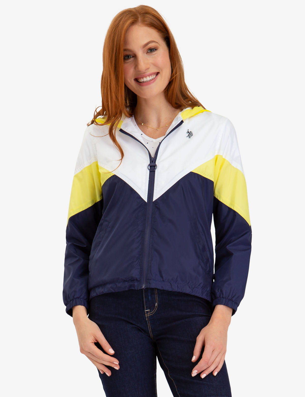 COLORLOCK WINDBREAKER - U.S. Polo Assn.
