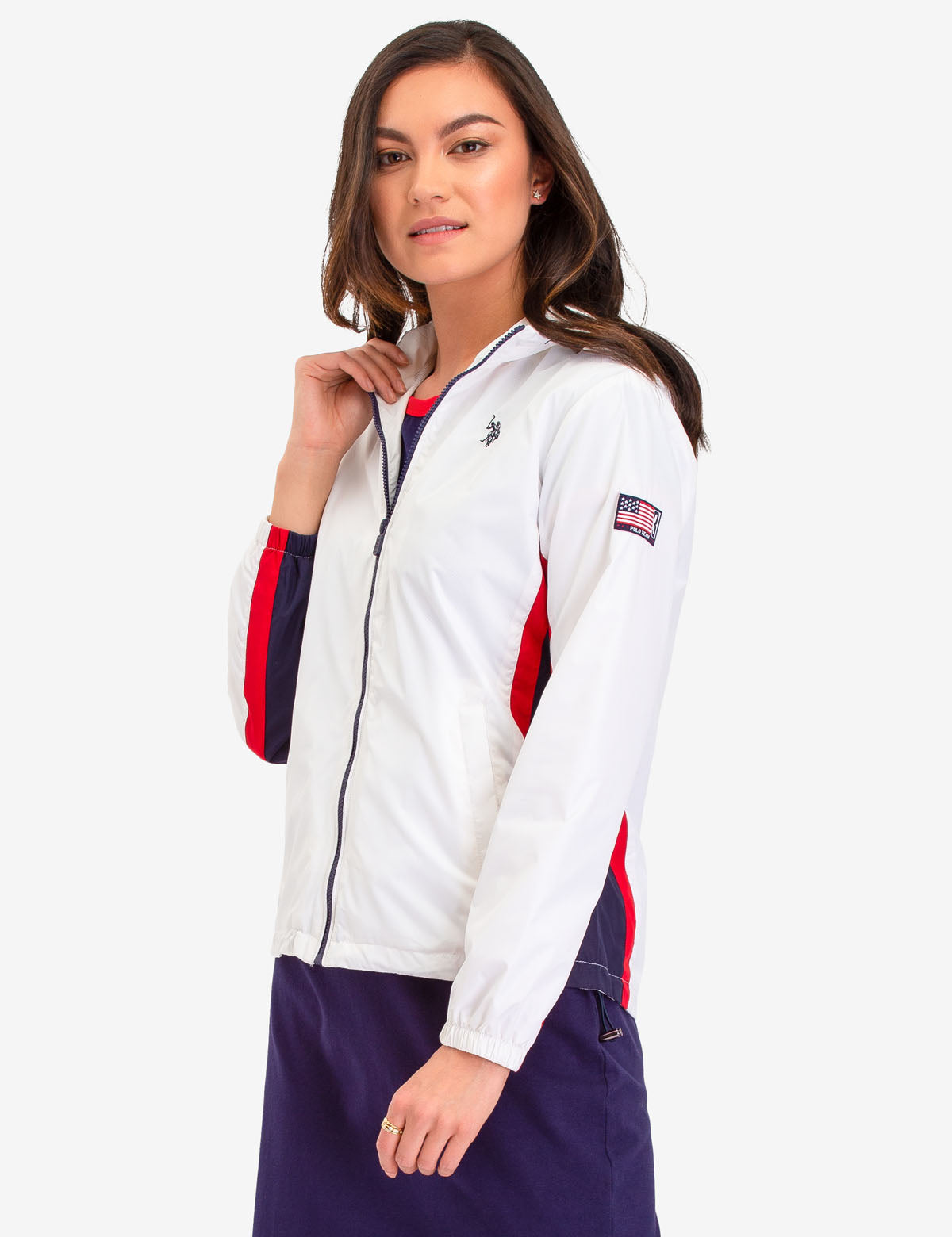 GRAPHIC WINDBREAKER - U.S. Polo Assn.