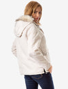 ANORAK FUR HOODED JACKET - U.S. Polo Assn.
