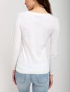 SOLID V-NECK SWEATER - U.S. Polo Assn.