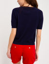 FLORAL CREWNECK SWEATER - U.S. Polo Assn.