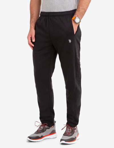 U.S. POLO ASSN. EMBOSSED JOGGER - U.S. Polo Assn.