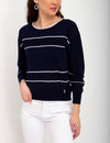 SCALLOP HEM SWEATER - U.S. Polo Assn.