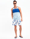 SHARK SWIM TRUNKS - U.S. Polo Assn.