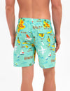 HAWAII MAP SWIM TRUNKS - U.S. Polo Assn.