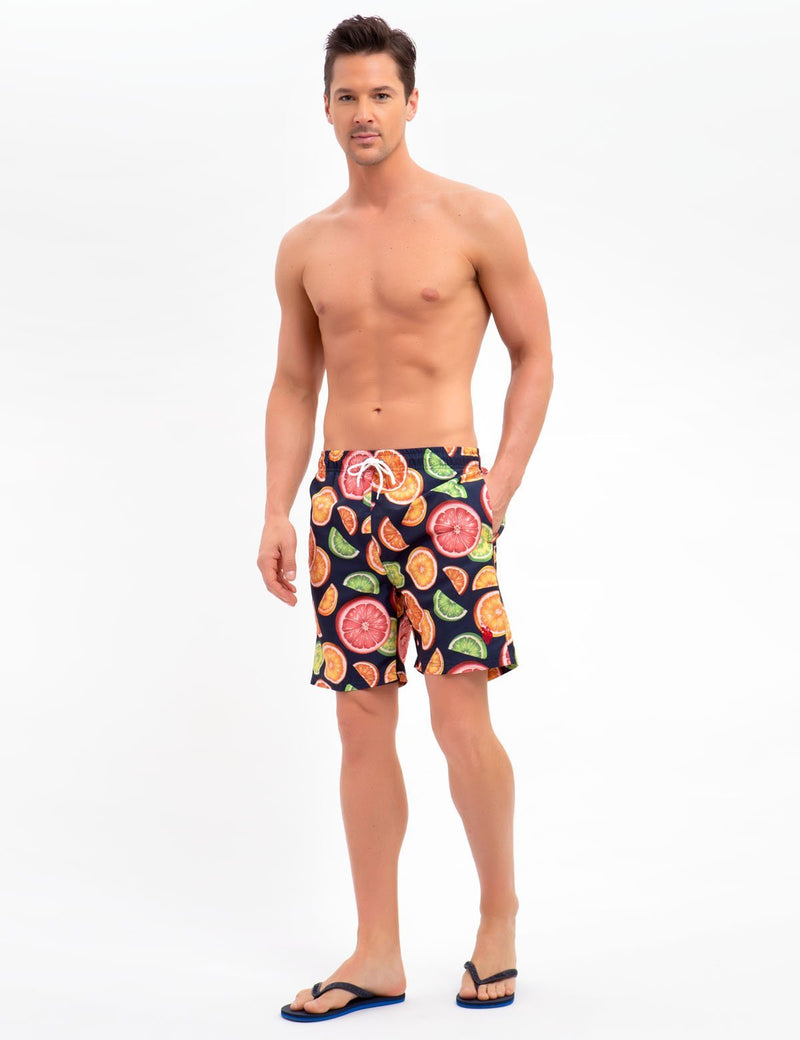 CITRUS SWIM TRUNKS