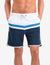COLORBLOCK V SWIM TRUNKS - U.S. Polo Assn.