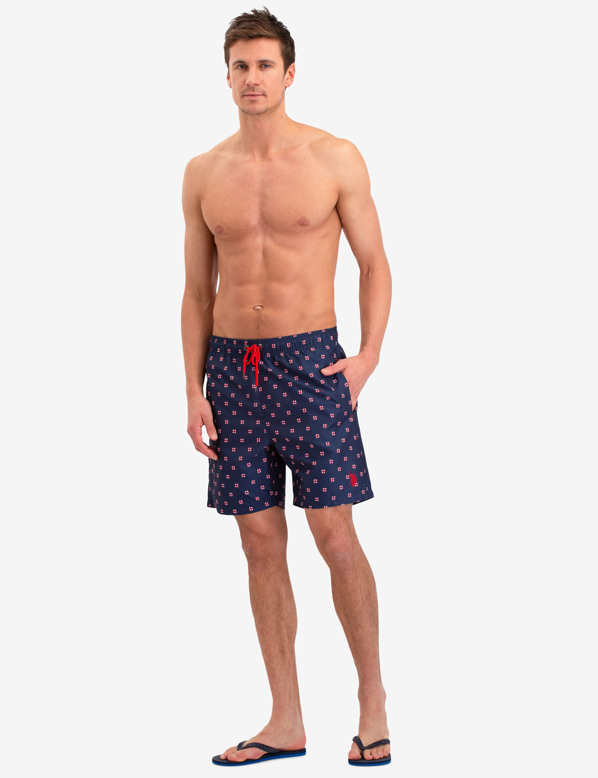 LIFE PRESERVER SWIM TRUNKS - U.S. Polo Assn.