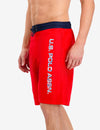 LOGO PRINT SWIM TRUNKS - U.S. Polo Assn.