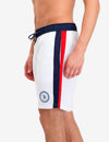 SIDE STRIPE SWIM TRUNKS - U.S. Polo Assn.