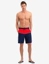 VERTICAL LOGO SWIM TRUNKS - U.S. Polo Assn.
