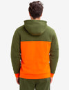 COLORBLOCK FAUX SHEARLING LINED U.S. POLO ASSN. HOODIE - U.S. Polo Assn.