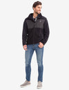 MOCK NECK FLEECE JACKET - U.S. Polo Assn.