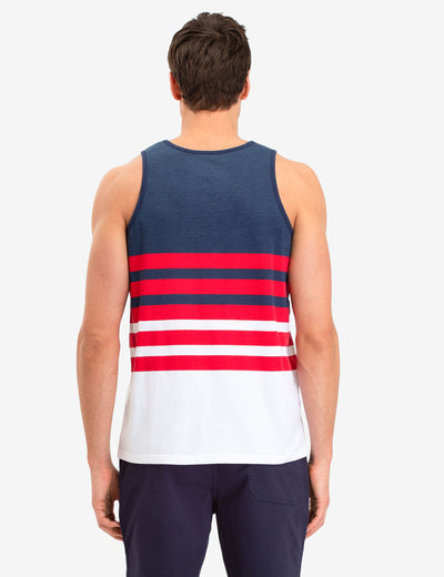 COLORBLOCK TANK - U.S. Polo Assn.
