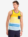 RETRO STRIPE TANK - U.S. Polo Assn.