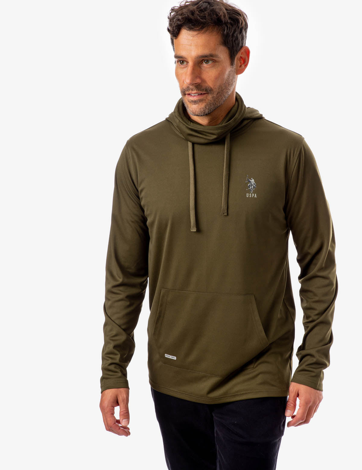 PULLOVER MASK HOODIE - U.S. Polo Assn.