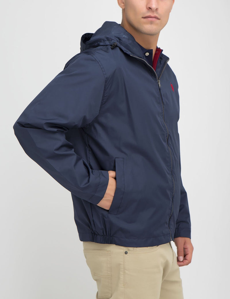 Essential Hooded Windbreaker