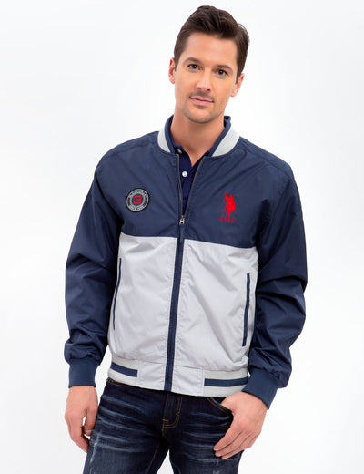BLACK MALLET YACHT JACKET - U.S. Polo Assn.