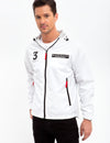 BLACK MALLET WINDBREAKER - U.S. Polo Assn.