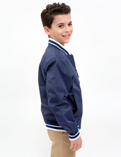 BOYS BOMBER JACKET - U.S. Polo Assn.