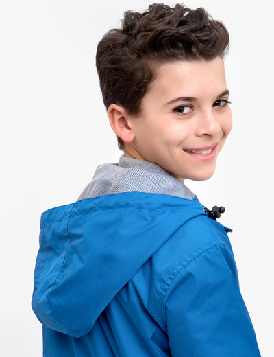 BOYS WINDBREAKER - U.S. Polo Assn.