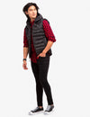 HOODED PUFFER VEST - U.S. Polo Assn.