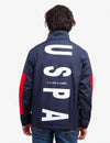 GRAPHIC PULLOVER WINDBREAKER JACKET - U.S. Polo Assn.