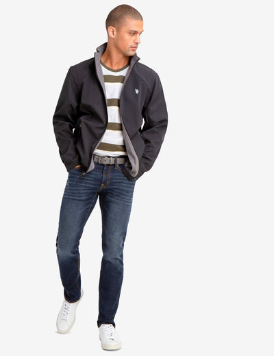 MOCK NECK JACKET - U.S. Polo Assn.