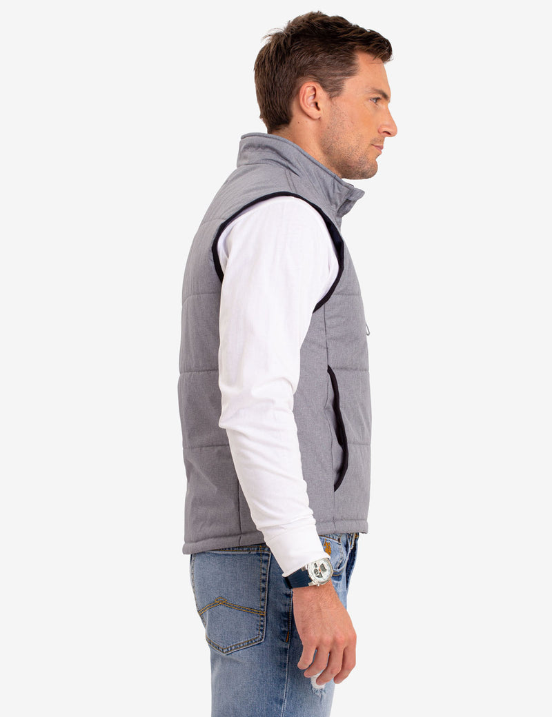 LIGHT PUFFER LAYERING VEST