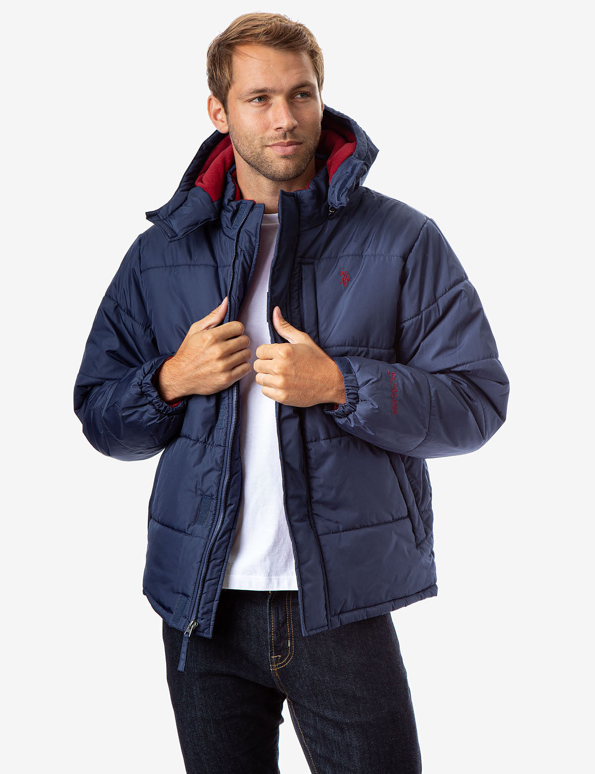 CLASSIC HOODED BUBBLE JACKET
