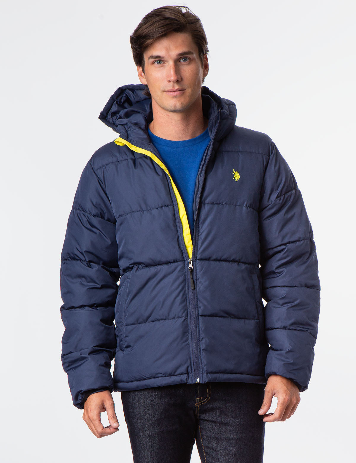 MODERATE HOODED PUFFER JACKET