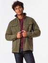 SOLID SHIRT JACKET - U.S. Polo Assn.
