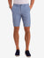HARTFORD BELTED PRINT CHAMBRAY SHORTS - U.S. Polo Assn.