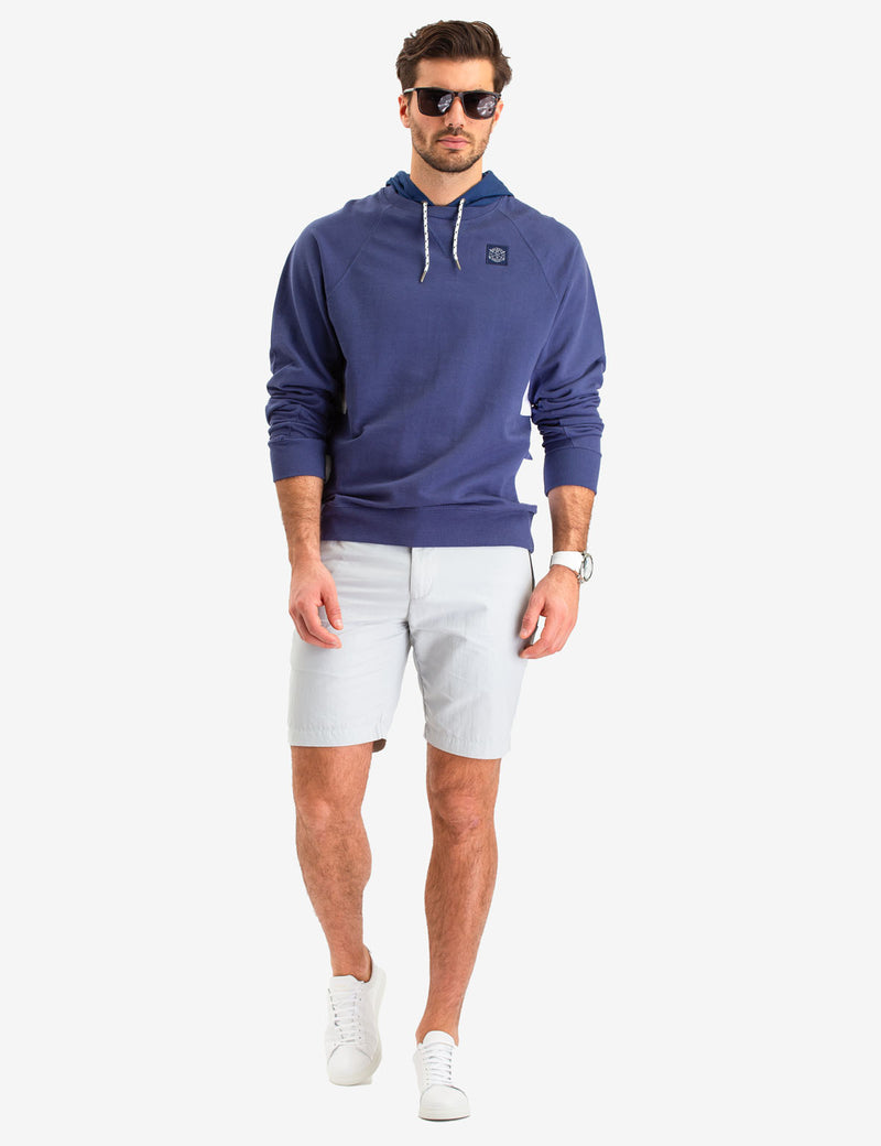 MASON SPORT ZIP UP SHORTS