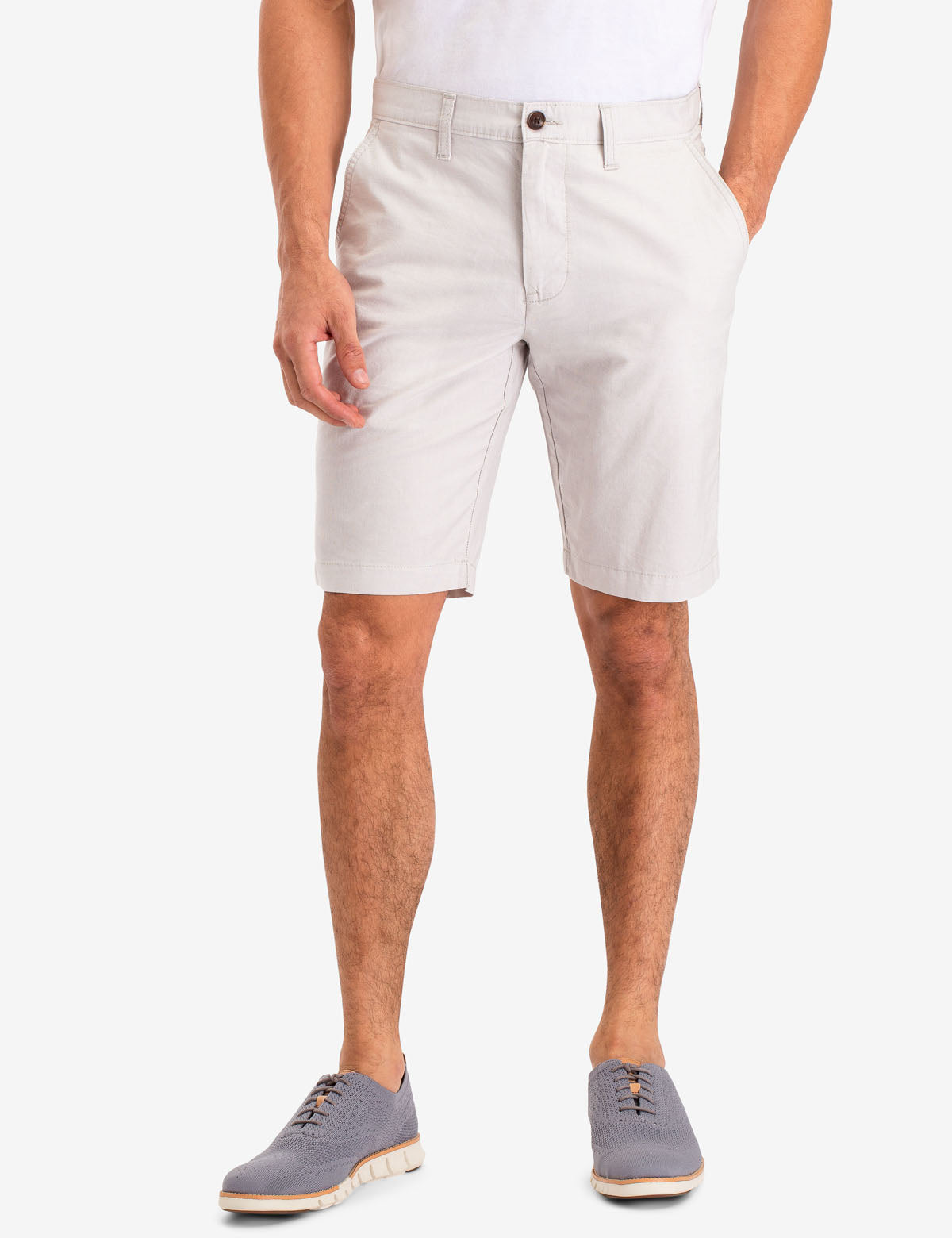 HARTFORD SUBTLE TEXTURED NOVELTY SHORTS - U.S. Polo Assn.