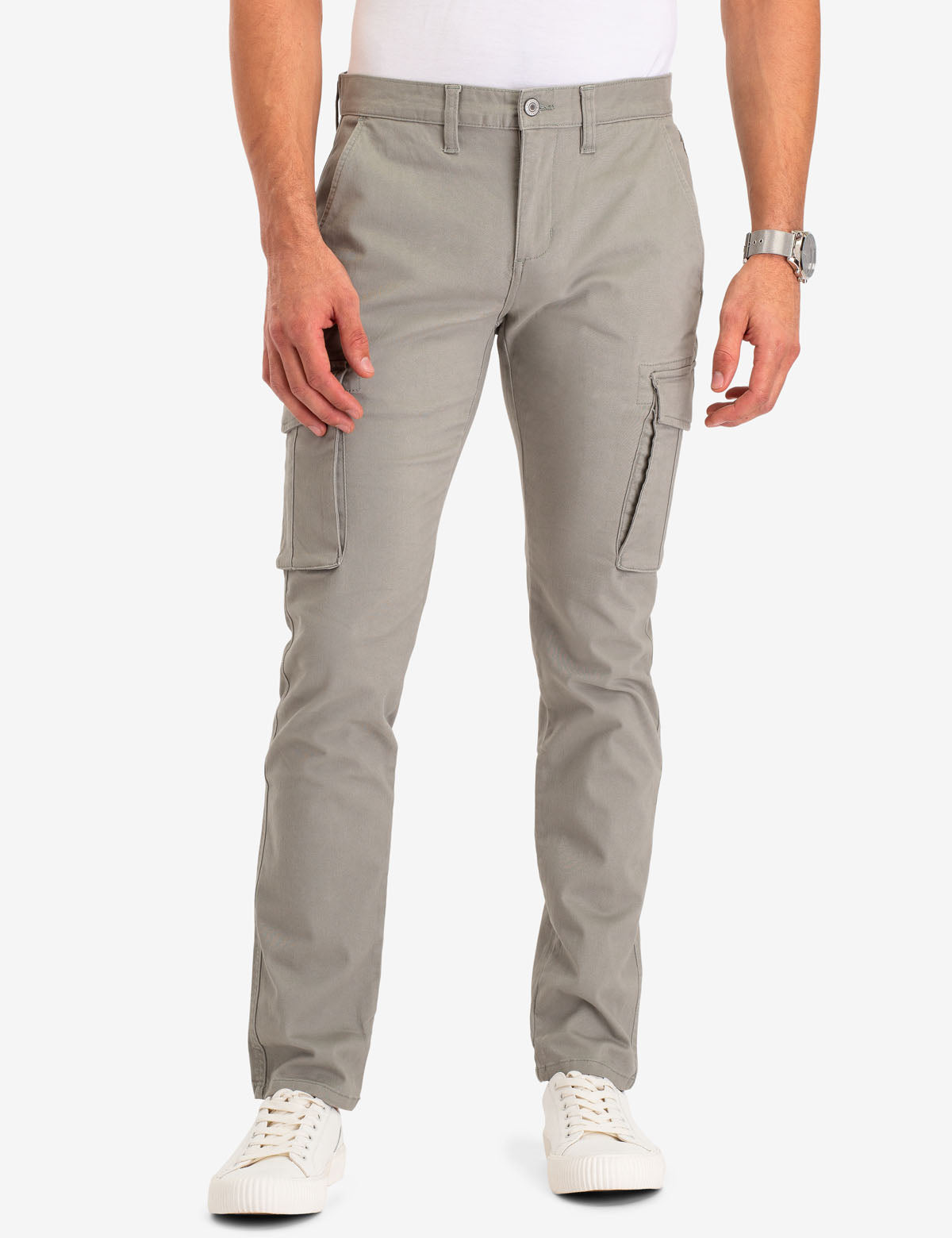 SLIM STRAIGHT CARGO PANTS - U.S. Polo Assn.